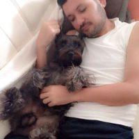 3- No ver la televisión antes de dormir. Foto:Pinterest