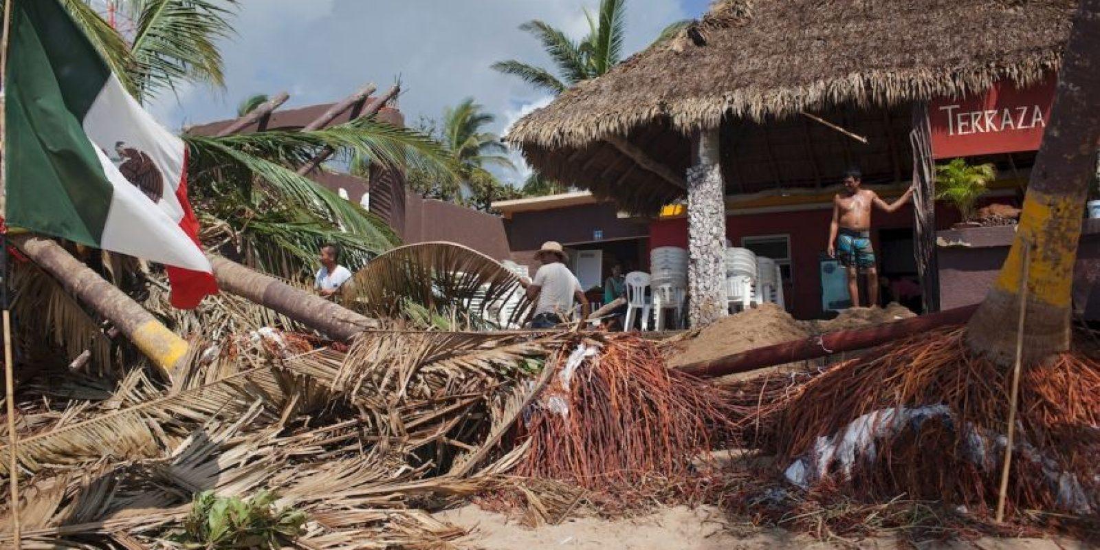 """""""Los desastres se dan por malas políticas"""" Foto:Getty Images"""