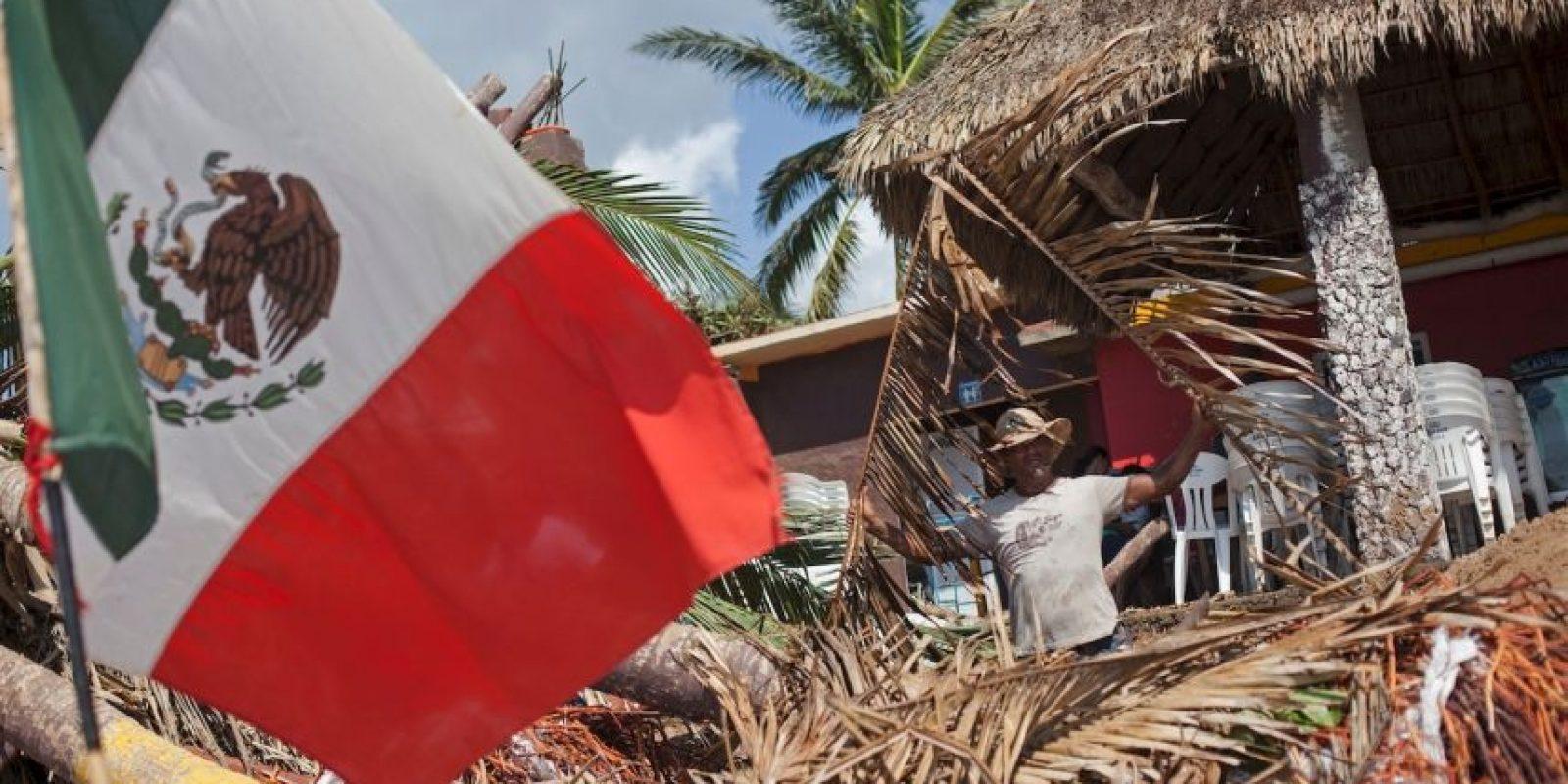Según información del gobierno mexicano, fue el más peligroso del que se tenga registro. Foto:Getty Images