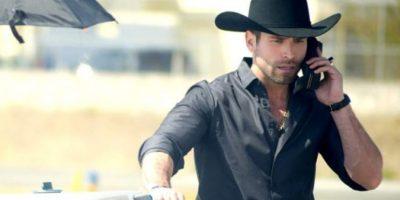 Actualmente, el actor tiene 38 años. Foto:Telemundo