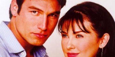 """En 2003 trabajó en """"Las vías del amor"""" Foto:Televisa"""