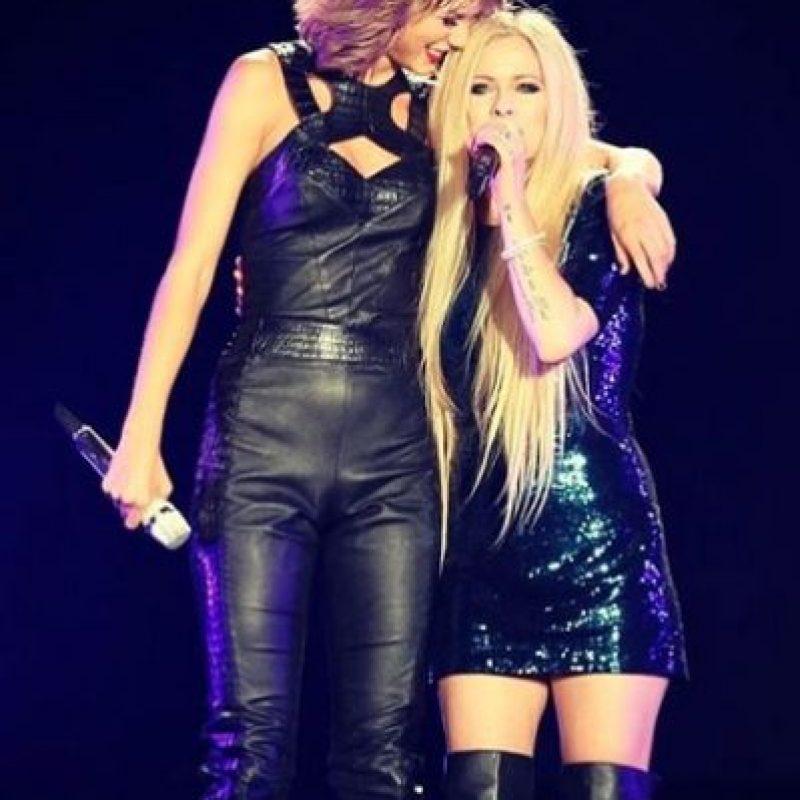 Avril Lavigne Foto:Instagram/TaylorSwift
