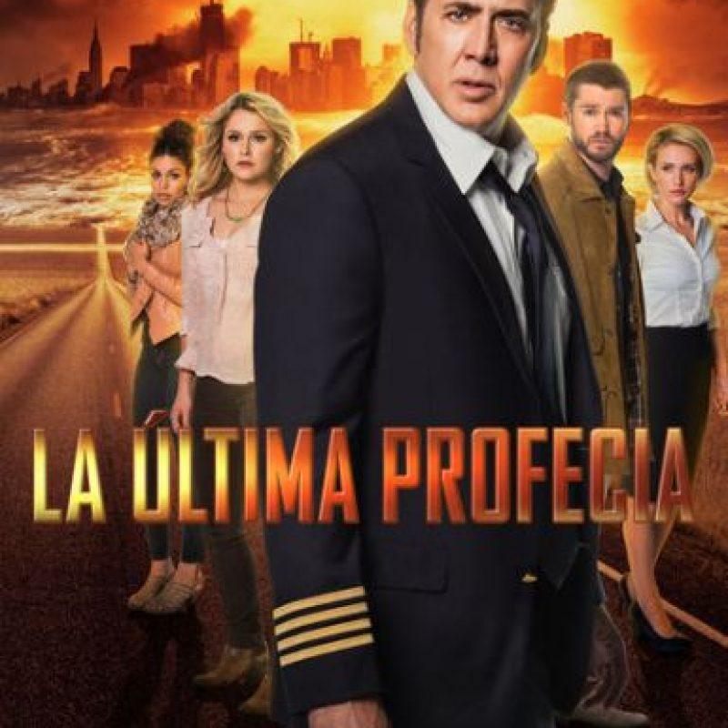 """""""La última profecía"""" – Disponible a partir del 15 de noviembre. Foto:vía Netflix"""