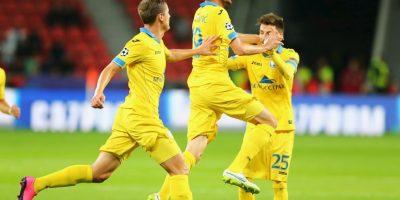 Mientras que el equipo bielorruso ocupa el tercer sitio con tres unidades Foto:Getty images