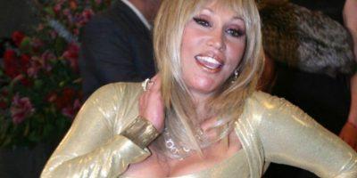 """De 2005 a 2006 tuvo un talk show llamado """"Señora León"""". Foto:vía Getty Images"""
