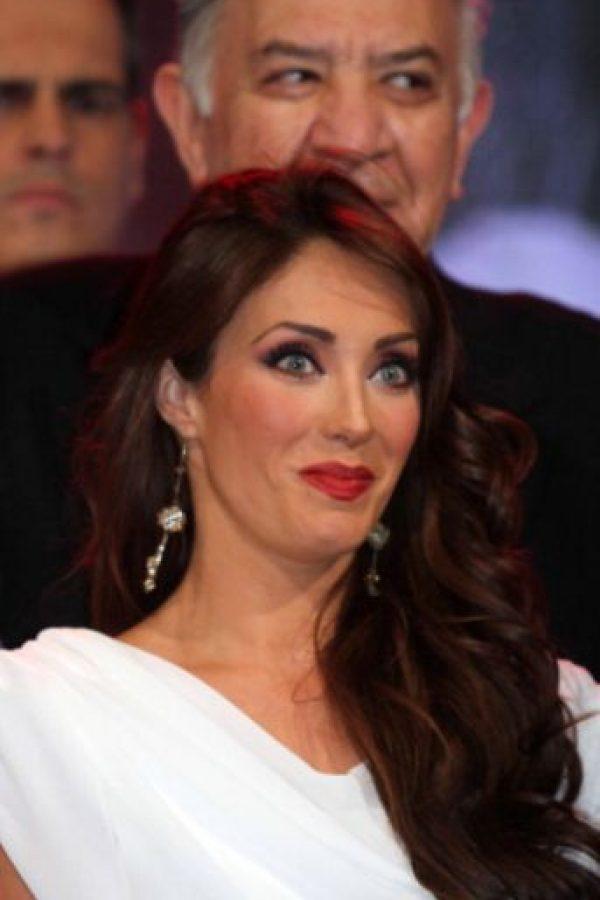 Está casada con el gobernador de Chiapas, Manuel Velasco. Foto:vía Getty Images