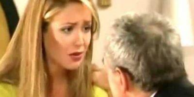 "Anahí era ""Jessica Duarte Jiménez"". Foto:vía Televisa"