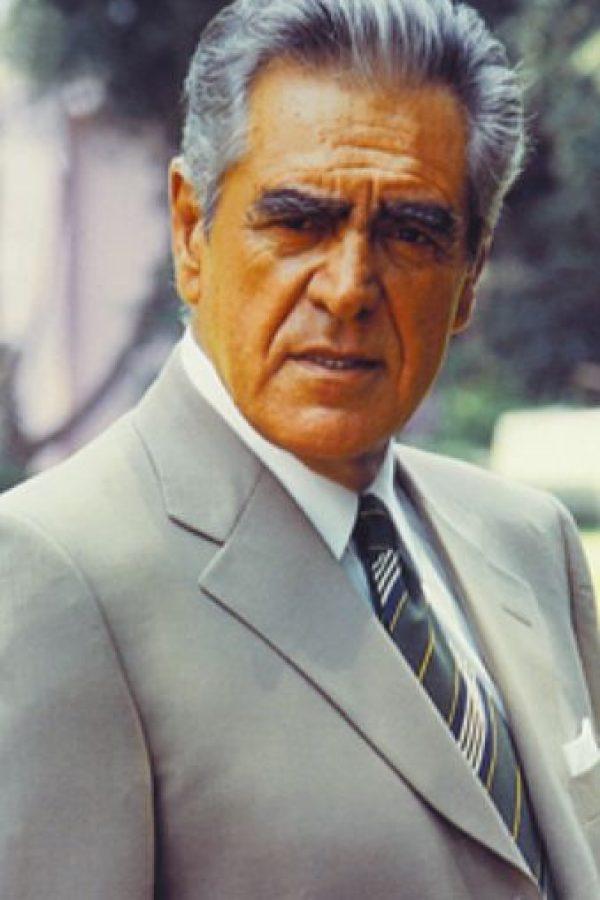 """Estuvo en """"Lo que la vida me robó"""" y """"Un Gancho al Corazón"""". Foto:vía Televisa"""