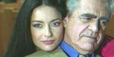"""Susana Gonzalez era """"Yvette"""", la asistente de """"Jorge"""". Foto:vía Televisa"""