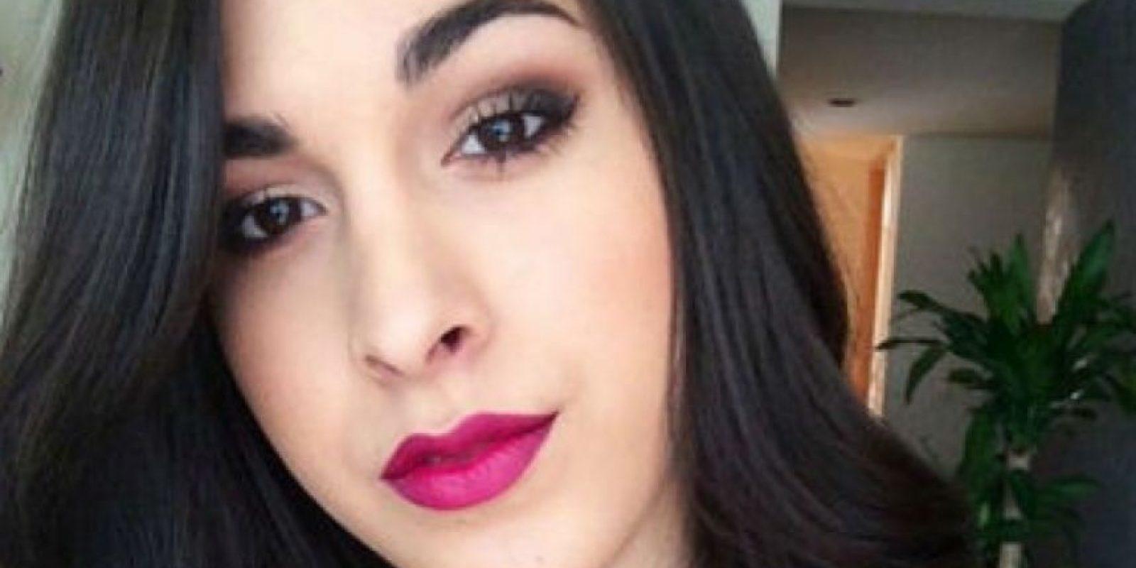 Vive en México y ama la moda y el maquillaje. Foto:Vía Youtube/Victoria Volkóva