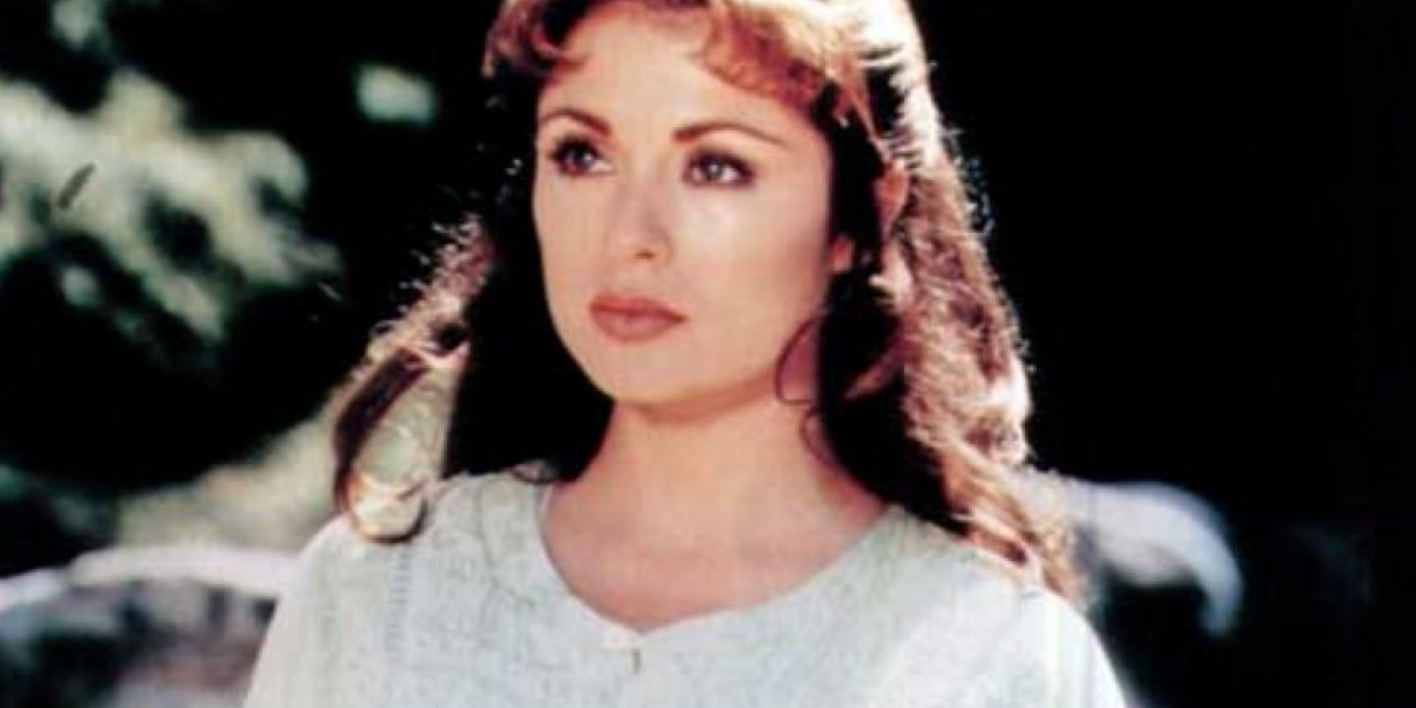 """Leticia Calderón se hizo famosa como """"Esmeralda"""". Foto:vía Televisa"""