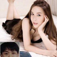 3. Lee Kyung-yeop es uno de los más famosos artistas transexuales en Asia. Tiene una marca de cosméticos y actualmente es modelo, actriz y cantante. Foto:Vía Weibo