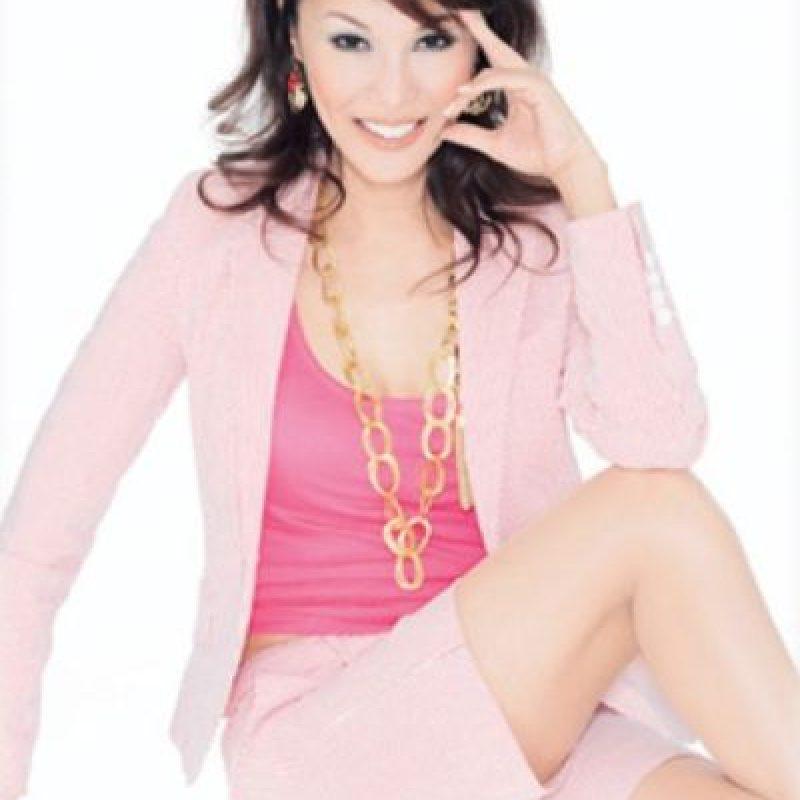 1. Li Jing es de China ahora es Regine Wu. Realizó su transformación cuando tenía 22 años. Foto:Weibo