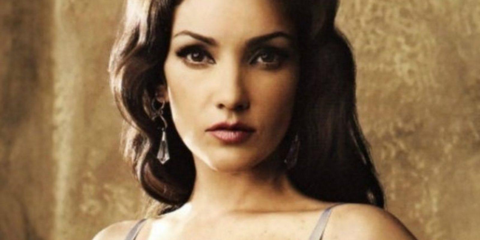 Karla Álvarez, la actriz falleció en noviembre de 2013 Foto:Vía twitter.com/alvarez_karla