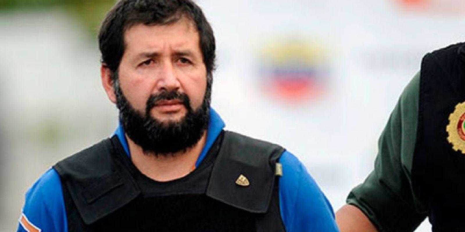 """Daniel """"El Loco"""" Barrera fue uno de los jefes de la Bacrim (Bandas Criminales al Servicio del Narcotráfico). Fue capturado en 2012. Foto:vía AFP"""