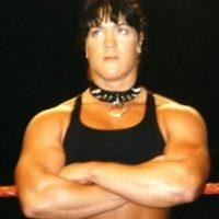 Chyna, antes de operarse Foto:WWE