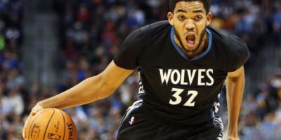 Karl Towns llegó a la NBA pisando fuerte