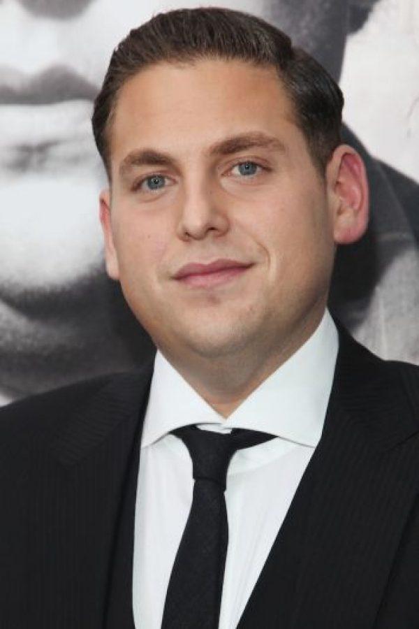 El actor perdió más de 14 kilos. Foto:Getty Images