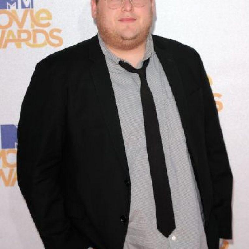 El comediante se dio a conocer por su figura rellenita. Foto:Getty Images