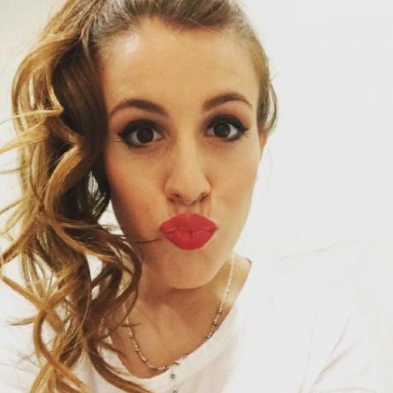 """Ahora ya no luce como la adorable """"Patito"""" que soñaba con ser un gran cantante. Foto:vía instagram.com/laura_esquivel"""