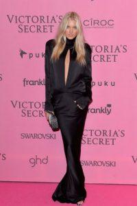 Es una modelo sueca de 26 años. Foto:Getty Images