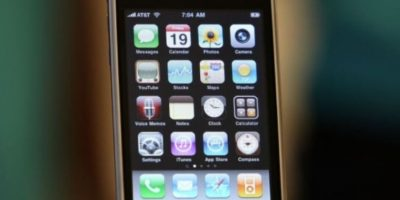 iPhone 3GS (2009). Foto:Getty Images