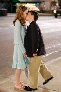 "Su primer beso fue con Charlie Ray en ""Little Manhattan"" Foto:Pinterest"