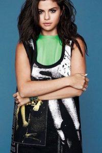 4. Selena Gómez Foto:Getty Images