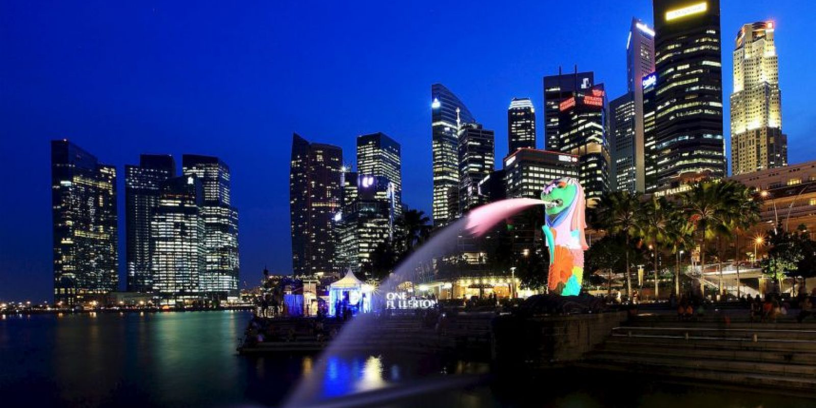 1. Singapur Foto:Getty Images