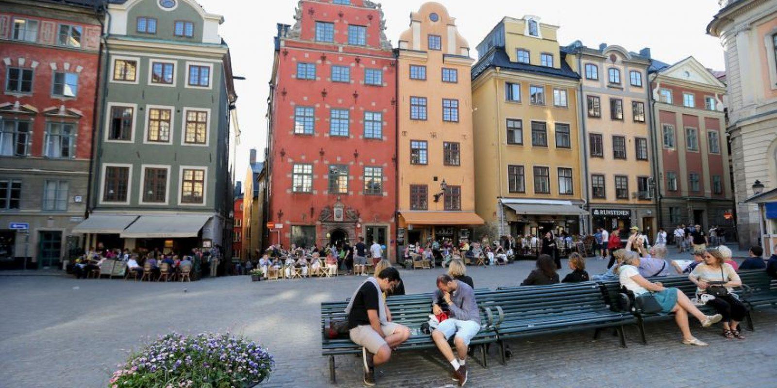 9. Suecia Foto:Getty Images