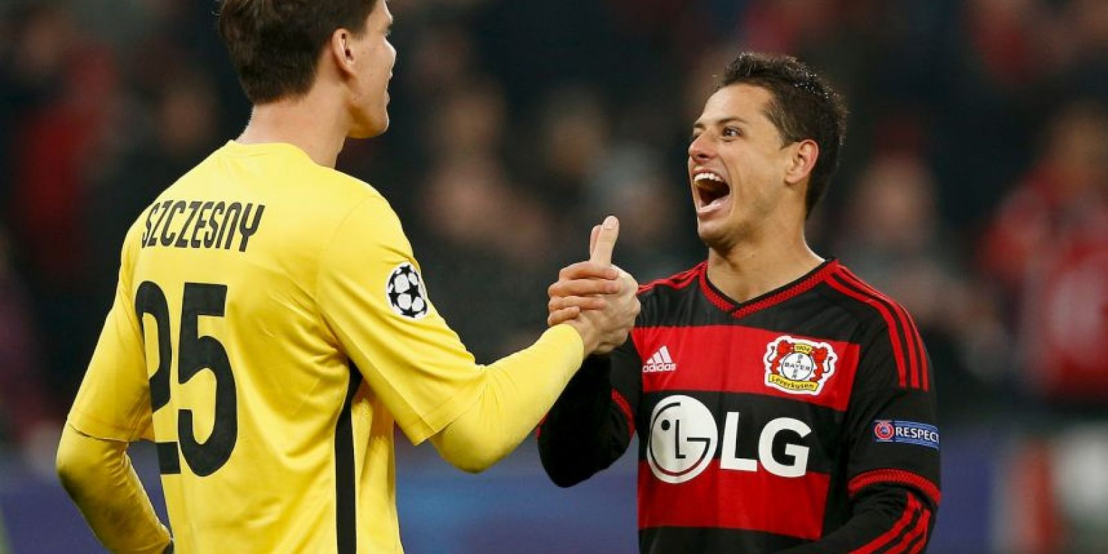 Roma vs. Bayer Leverkusen Foto: Getty images