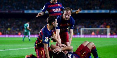 Si los culés ganan y Roma cae con Bayer Leverkusen, asegurarían su pase a octavos de final Foto:Getty Images