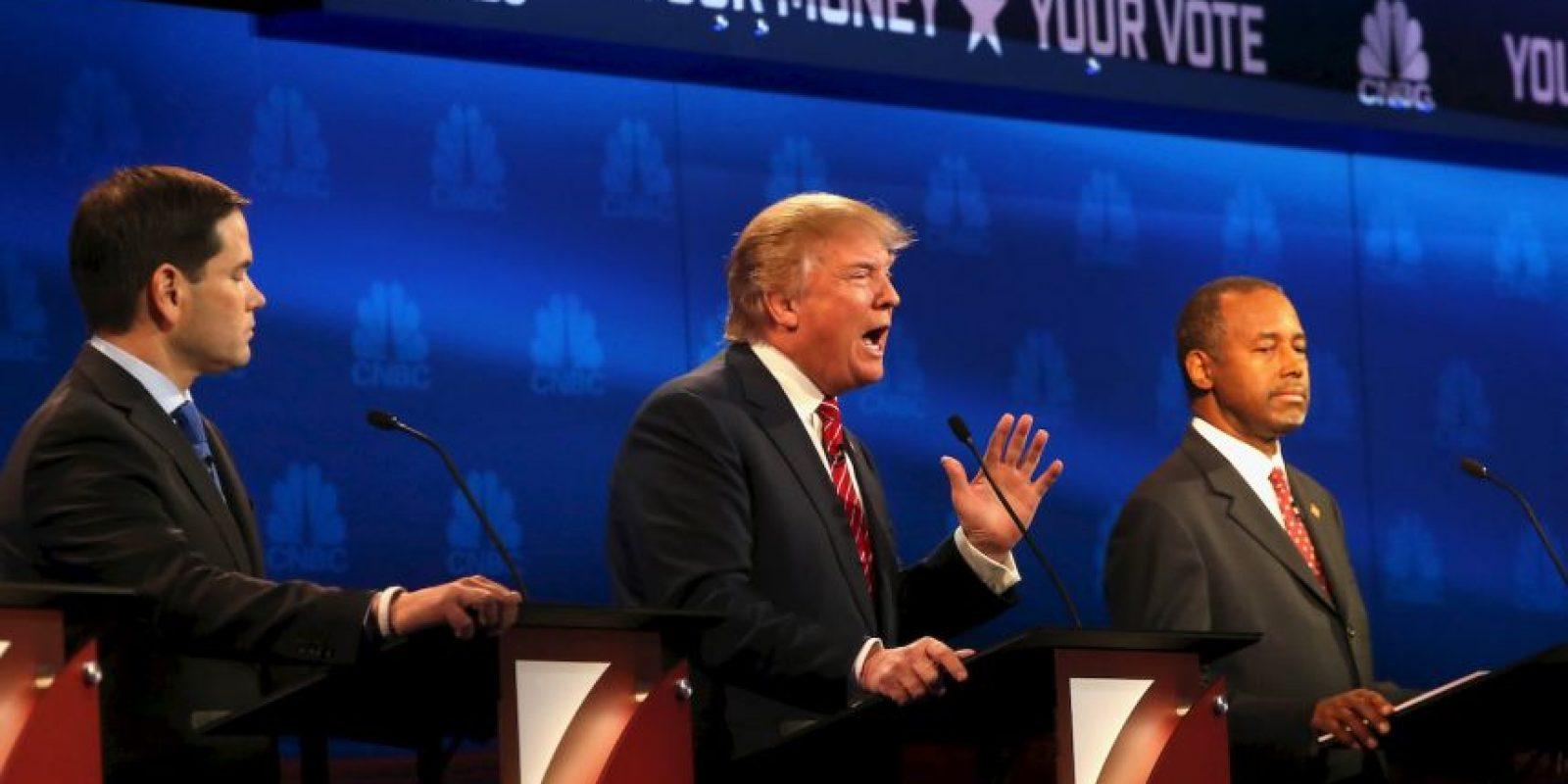 2. Desempeño de Trump- Foto:Getty Images