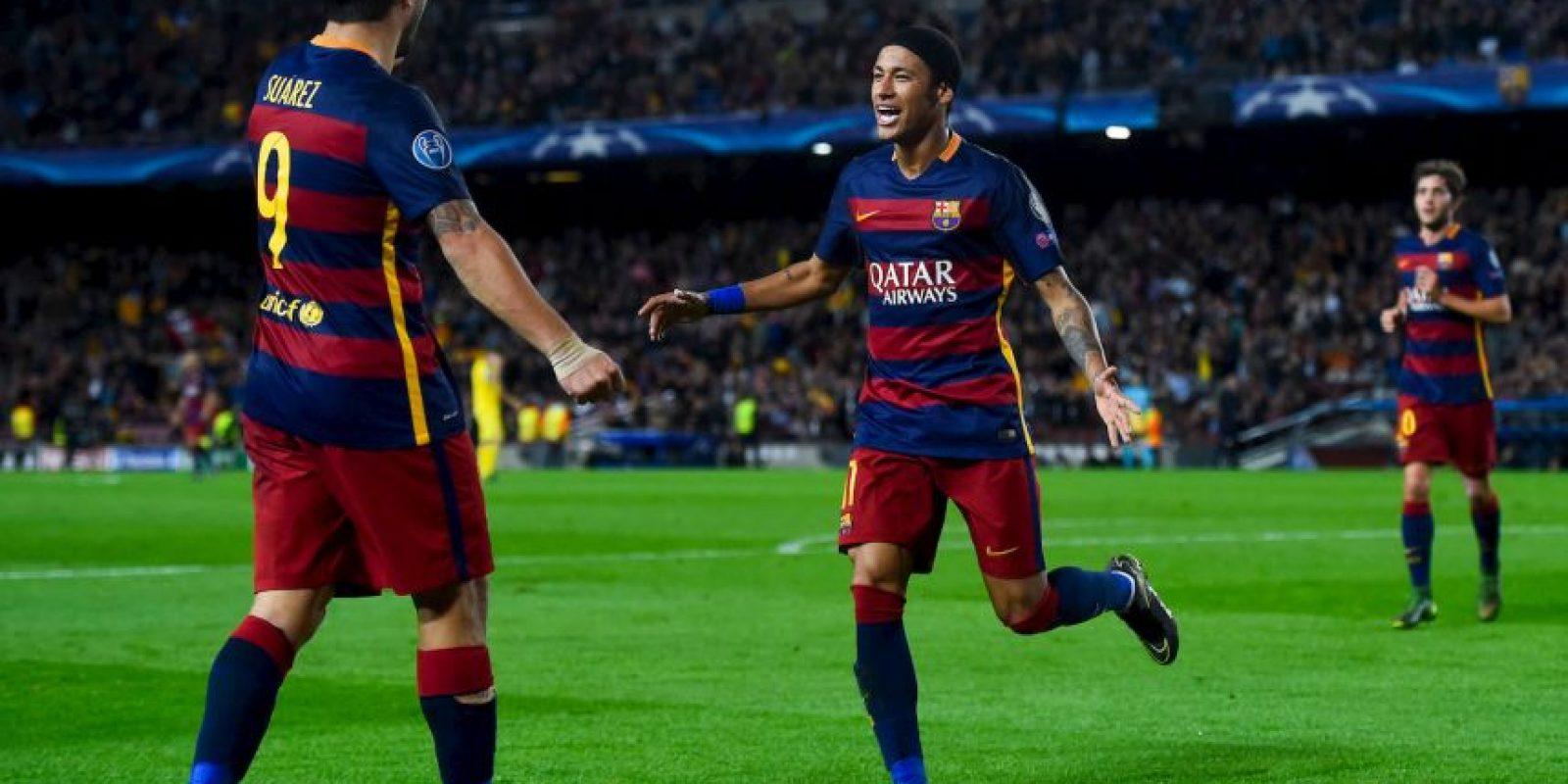 Barcelona hizo válidos los pronósticos Foto:Getty Images