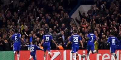 Chelsea venicó 2-1 al Dynamo Kyiv Foto:Getty Images