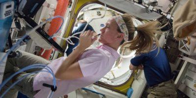 Karen Nyberg fue la ingeniera del vuelo en la expedición 36 Foto:Vía nasa.gov