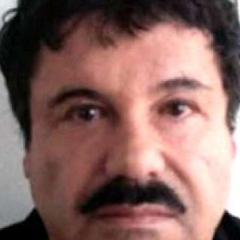 """El """"Chapo"""" Guzmán se hizo cirugías en el contorno de los ojos. Foto:vía Publimetro México"""