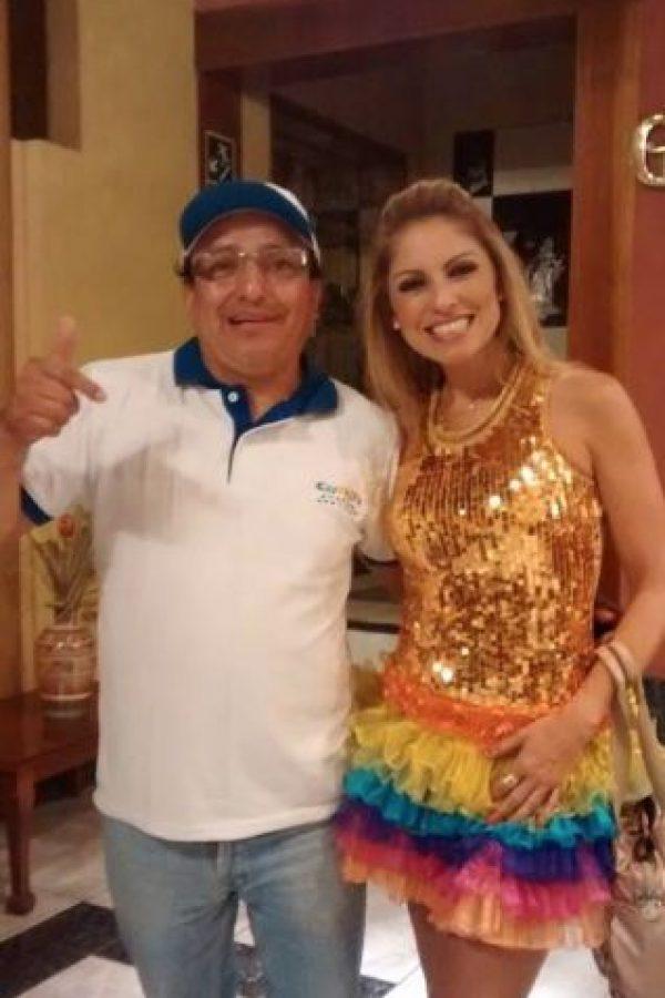 El programa se canceló por el embarazo de Karina, que volvió a comandar otro programa infantil con éxito. Se fue del Perú en 2004. Foto:vía Facebook/Karina Rivera