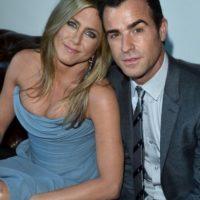 """No solo Angelina estaba de por medio, también la halitosis de la protagonista de """"Friends"""". Foto:vía Getty Images"""
