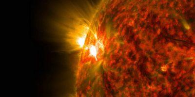 3. Los científicos han indicado que las probabilidades de que en 2022 haya una tormenta solar son de un 12%. Foto:Vía Nasa.gov