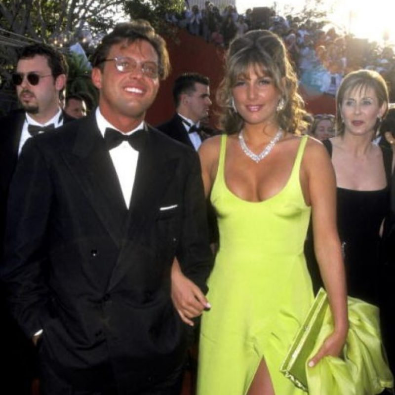 Daisy Fuentes (1995 a 1998) Foto:Getty Images