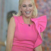 Y es una de las cantantes mejor vestidas. Foto:vía Getty Images