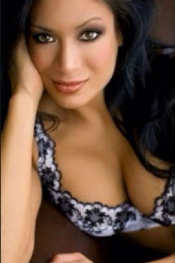 La exluchadora de la WWE después de operarse los senos Foto:WWE