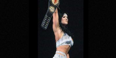 La exluchadora después de operarse los senos Foto:WWE