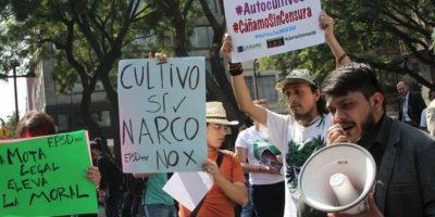 En respuesta al fallo de los ministros Foto:Nicolás Corte/Publimetro