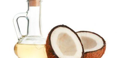 6. Aceite de coco. LO QUE SE DICE: Aceite que sirve para adelgazar, prevenir el cáncer, para piel y pelo. Foto:Tumblr