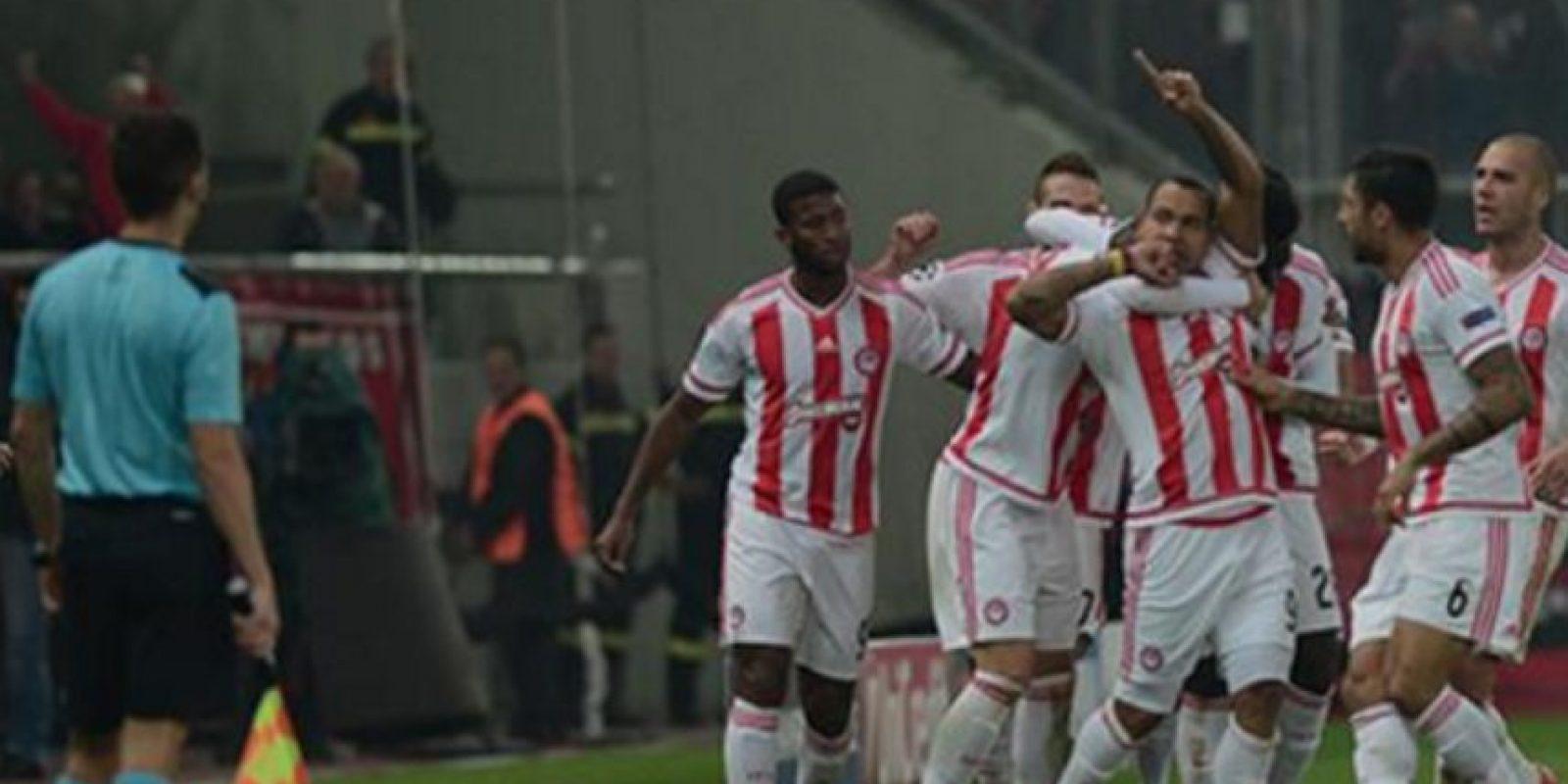Marchan como segundos del Grupo F con nueve unidades, las mismas que Bayern Múnich, que tiene mejor diferencia de goles Foto:Getty Images