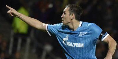 Zenit se impuso 2-0 al Olympique de Lyon, en Francia Foto:Getty Images