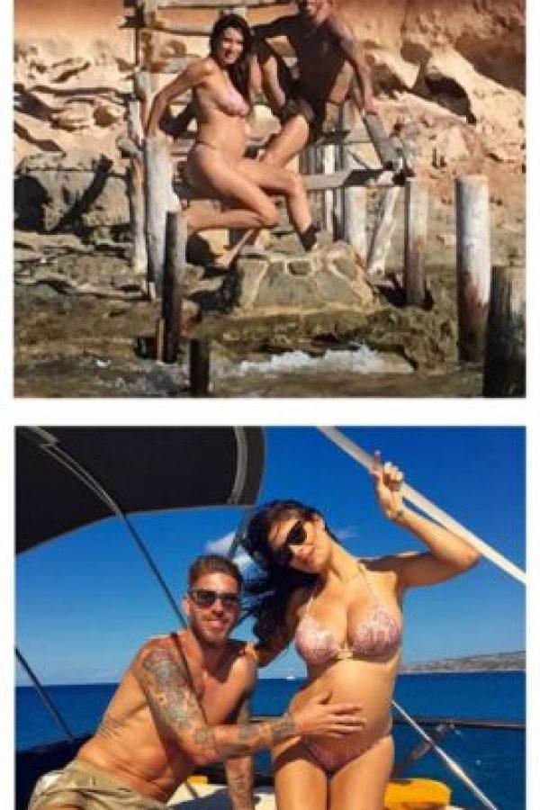 Muestra situaciones íntimas al lado de su pareja Pilar Rubio Foto:Vía: instagram.com/sr4oficial