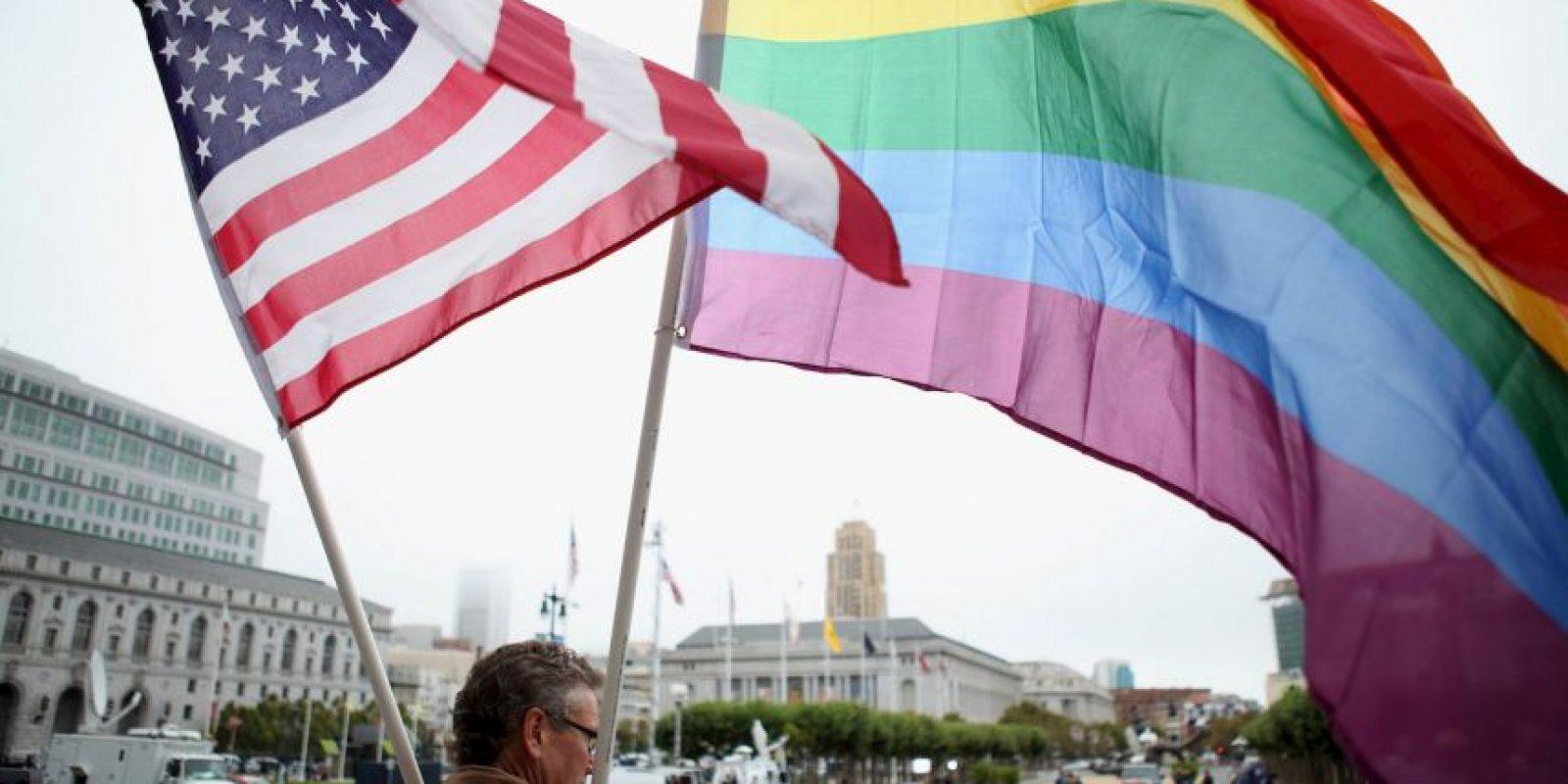 El matrimonio entre personas del mismo sexo se aprobó en Sudáfrica en 2006. Foto:Getty Images